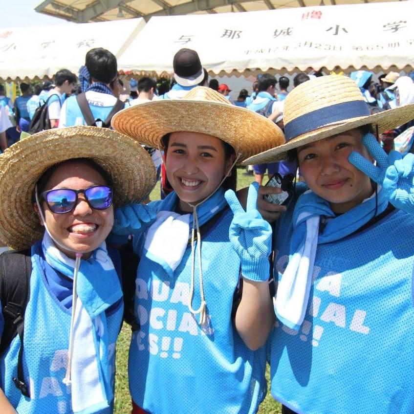 TOYOTA AQUA SOCIAL FES 2017 in 沖縄県与那原町東浜公園周辺護岸・うるま市海中道路のスチル撮影担当
